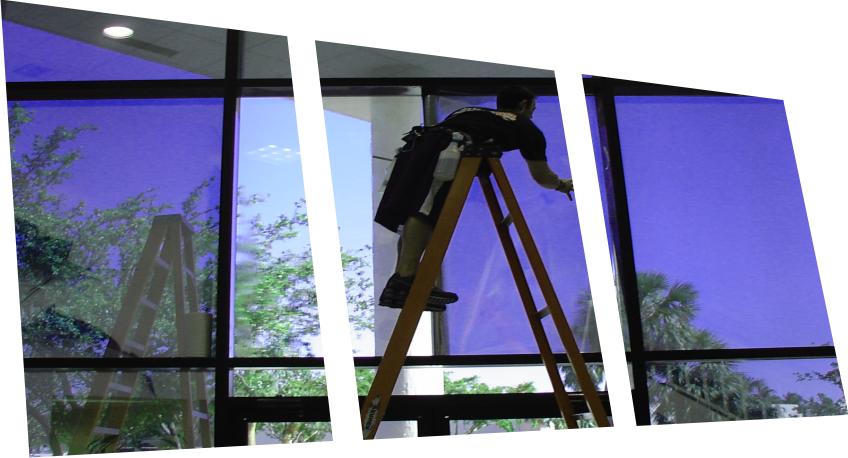 Adesivi oscuranti per vetri pannelli termoisolanti - Pellicole adesive per vetri esterni ...